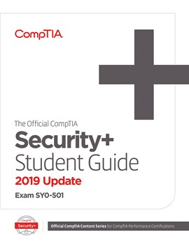 Official Security+ Student Guide