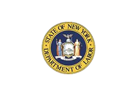 NY State Department of Labor Logo